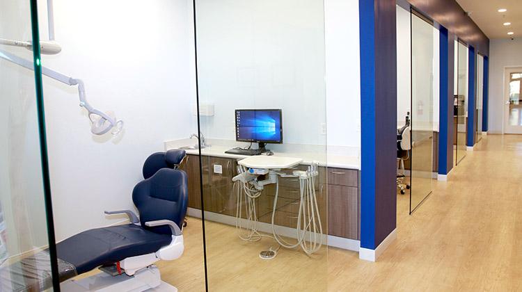 Dental Office Hall