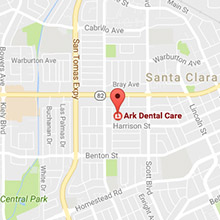 San Diego Dental Office Map
